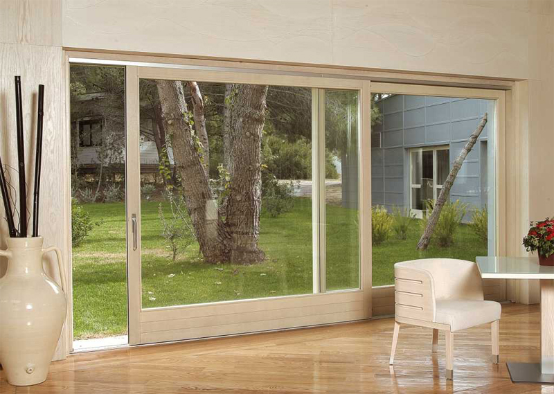 Cambiare le finestre di casa ristrutturare casa for Piani di casa porte cochere